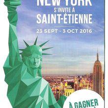 Foire de St-Etienne 2016 - New York
