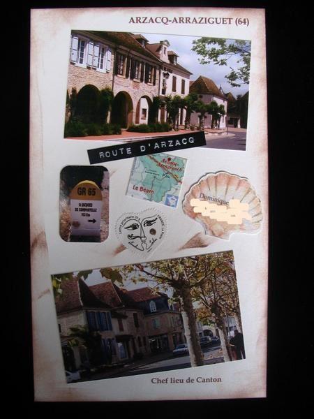 Album - Les Mails Arts que j'envoie