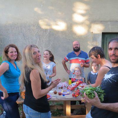 1er Août, Barbecue au Jardin de Raoul
