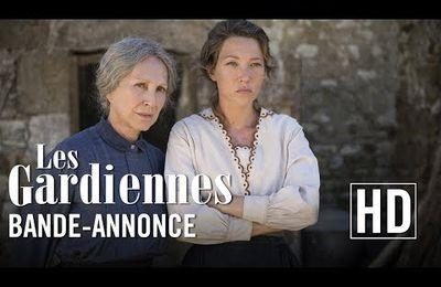 Les Gardiennes de Xavier Beauvois Première bande-annonce le 6 Décembre au cinéma
