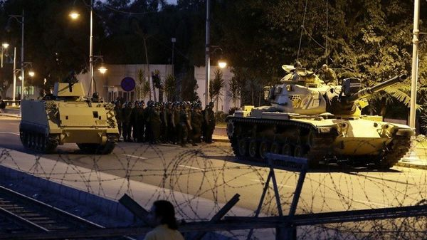 TURQUIE : FALLAIT-IL SE RÉJOUIR DU PUTSCH ANTI-ERDOGAN ?