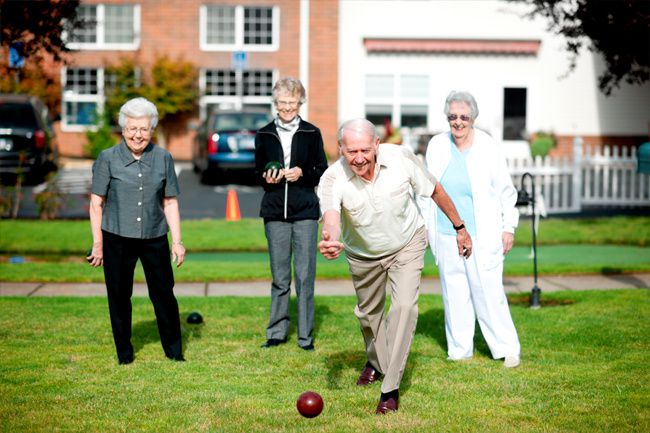 Making the Right Choice for Senior Living