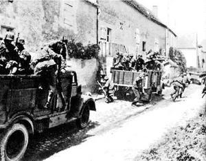 """La 2e SS Panzer Division """"Das Reich"""""""