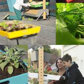 Un mobilier modulable pour jardiner chez soi !