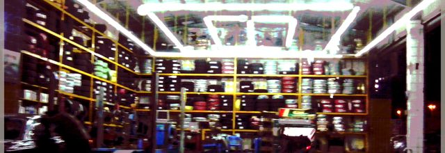 Garage à Djeddah