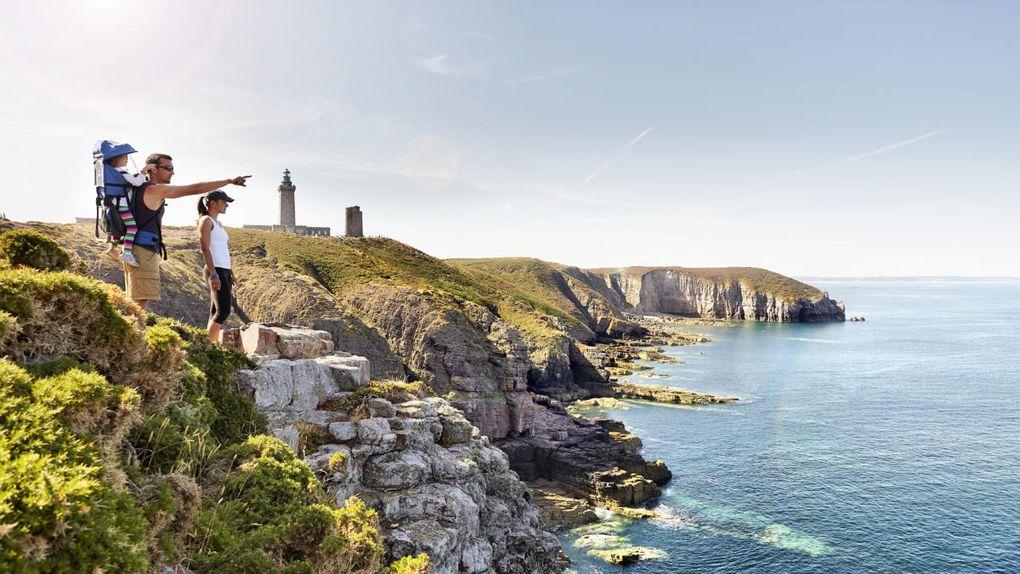 A la découverte du Finistère Nord...