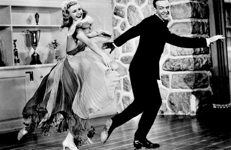 CAREFREE (Amanda) – Mark Sandrich (1938) – Fred Astaire, Ginger Rogers