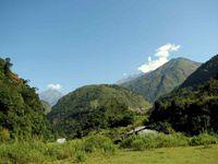TREK ANNAPURNAS NEPAL-2ème Etape (Bulbule-Bahundanda)