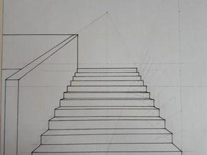tests de perspectives, ça fait longtemps que j'ai pas dessiner :D