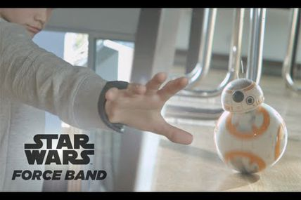 Sphero présente le Star Wars Force Band