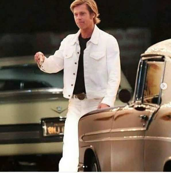 ONCE UPON A TIME IN HOLLYWOOD, QUELQUES PHOTOS DE TOURNAGE
