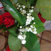 24 heures photo : Muguet roses - Les lectures de Martine (et plus)