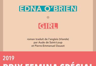 Girl. Edna O'BRIEN - 2019