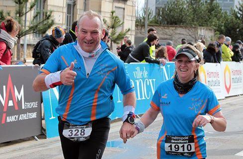dixième édition du semi marathon de la Métropole du Grand Nancy
