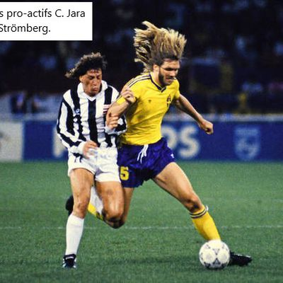 Coupe du Monde 1990 en Italie, Groupe 3: Suède - Costa Rica