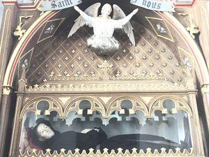 L'ermitage de St Germain à Talloires