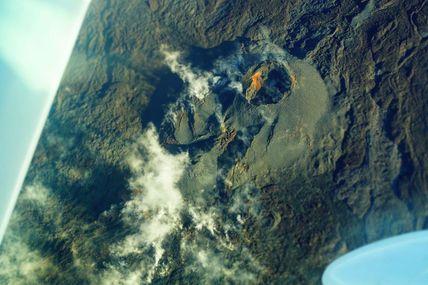 Voici le site de la dernière éruption du Piton de la Fournaise du 9 avril au 24 mai 2021.