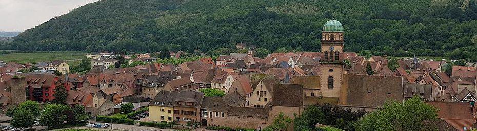 Les plus beaux lieux du Haut Rhin