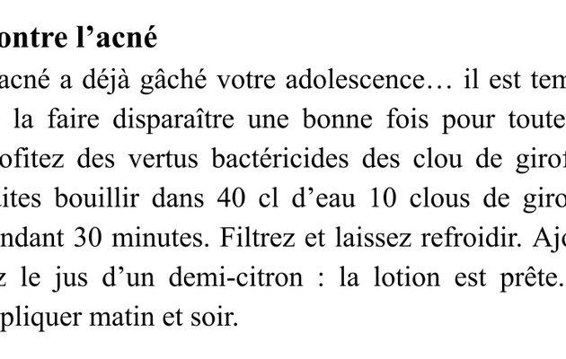 Astuces peaux 1