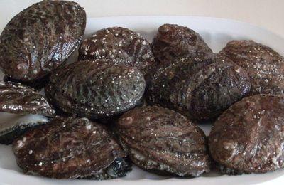 Bretagne : Ragoût d'ormeaux au cidre et oignons grelots dans le Tregor Goelo