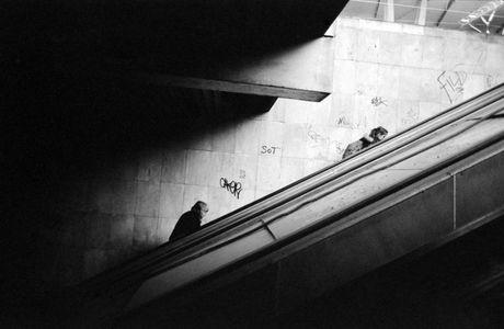TRAVAIL PHOTOGRAPHIQUE - Impression Bulgare - une seconde trente de la vie d'une femme