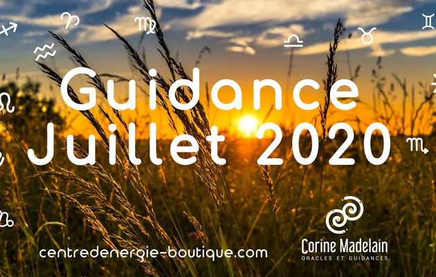 Guidances Juillet 2020