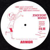 disque publicitaire Armor - paul Mattei et son orchestre - l'oreille cassée