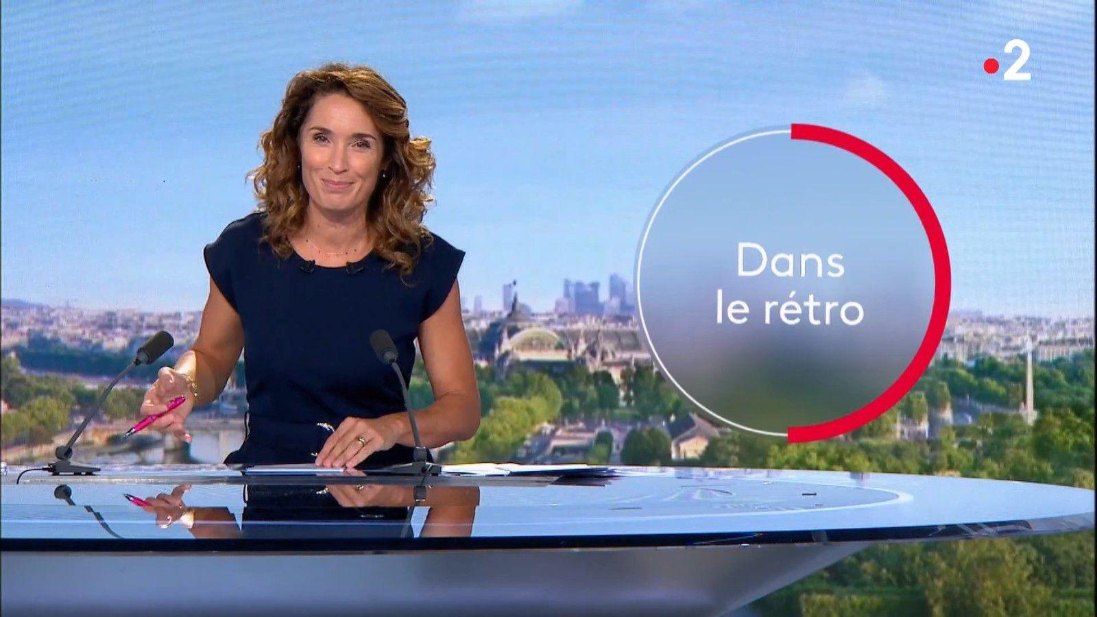 Marie-Sophie Lacarrau - 07 Septembre 2020