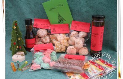 Cadeaux gourmands_ Mélange pour chocolat chaud