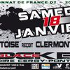 Hockey sur glace Cergy : Les Jokers recoivent Clermont