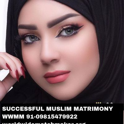 MUSLIM BRIDES CUSTOMER CARE 91-09815479922 WWMM