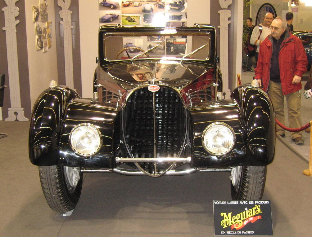 Salon-Rétromobile
