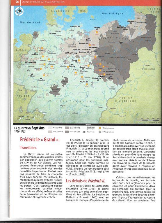 Histoire de l'armée Allemande .