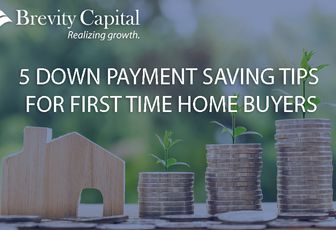 5 Down Payment Saving Tips for First-Time Home Buyers