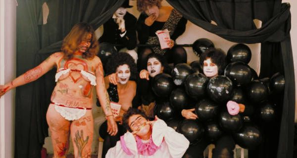 The Circus Performers. 1977