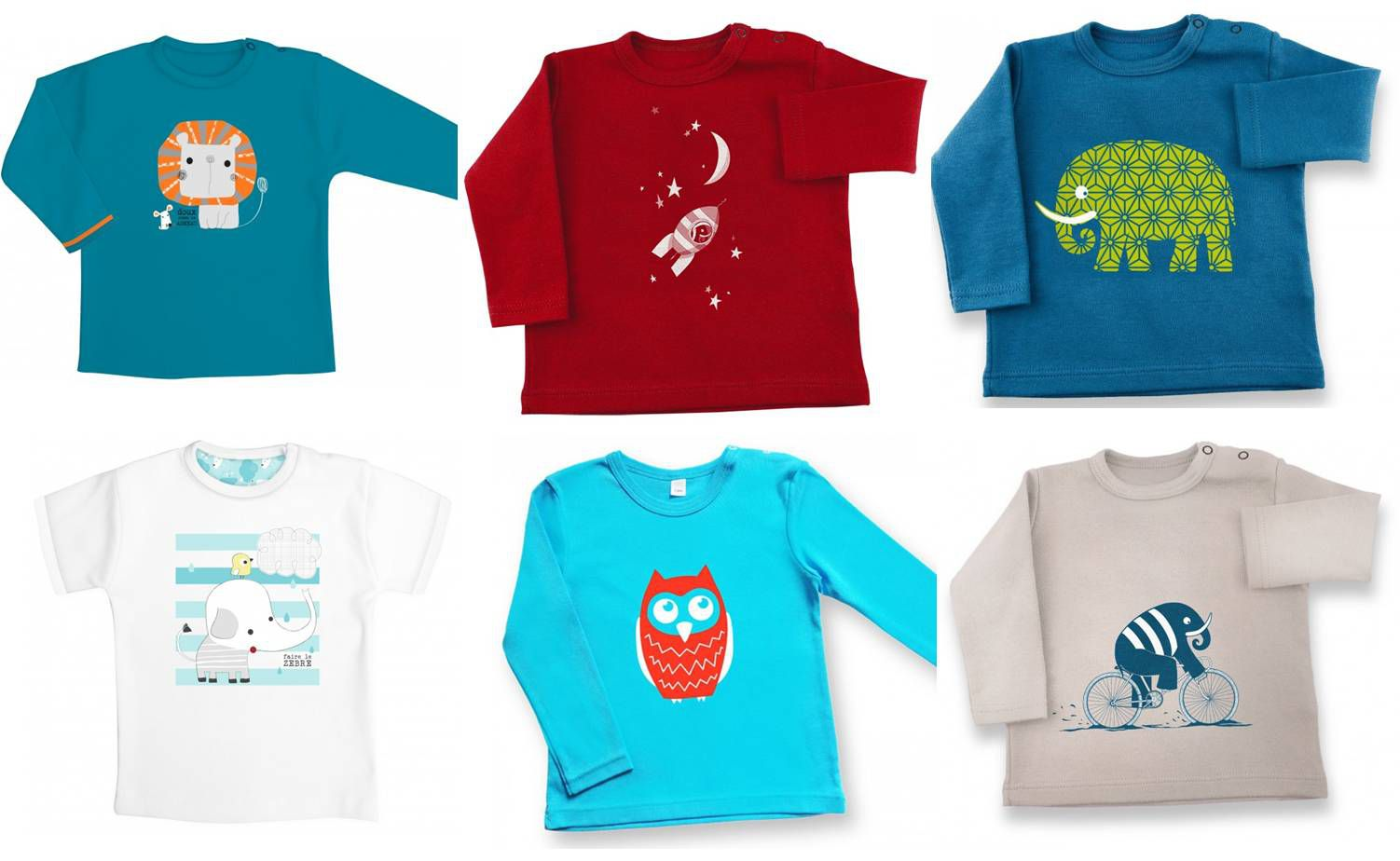 L'obsession des T-shirts animaux !