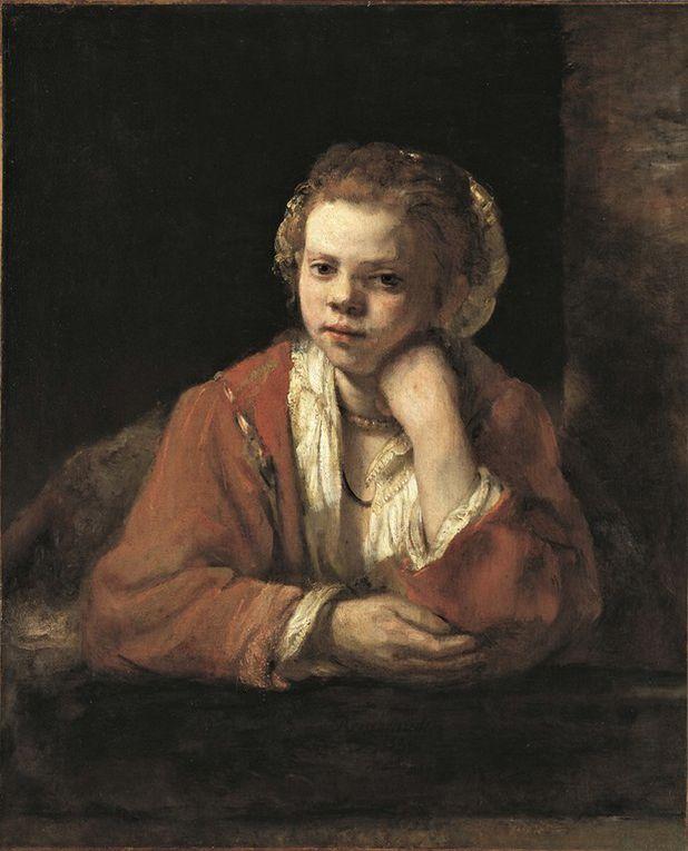 Rembrandt au musée Jacquemart-André