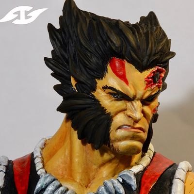 CUSTOM LOGAN AGE OF APOCALYPSE