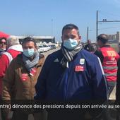 """Port-la-Nouvelle : un élu CGT mis à pied, le syndicat dénonce un """"régime de terreur"""" au sein de l'entreprise Camidi - Front Syndical de Classe"""