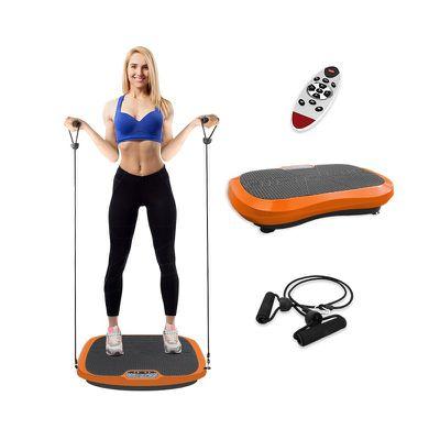 Pourquoi avez-vous besoin d'exercices fitness avec une plateforme vibrante ?