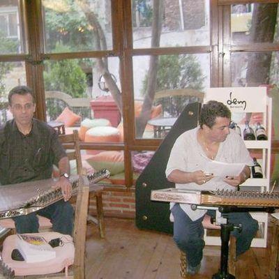Master class de qanun à Istanbul du 29/07 au 05/08/2007