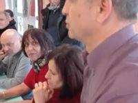Rencontre de la Mémoire sur le thème « une stèle pour Sophia » à Valbonne (06)