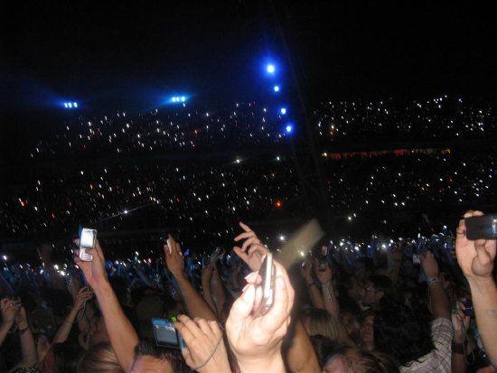 U2 -Stadium Maksimir - Zagreb, Croatie (2) 10/08/2009