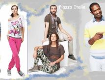 I colori e le linee della moda estate 2013