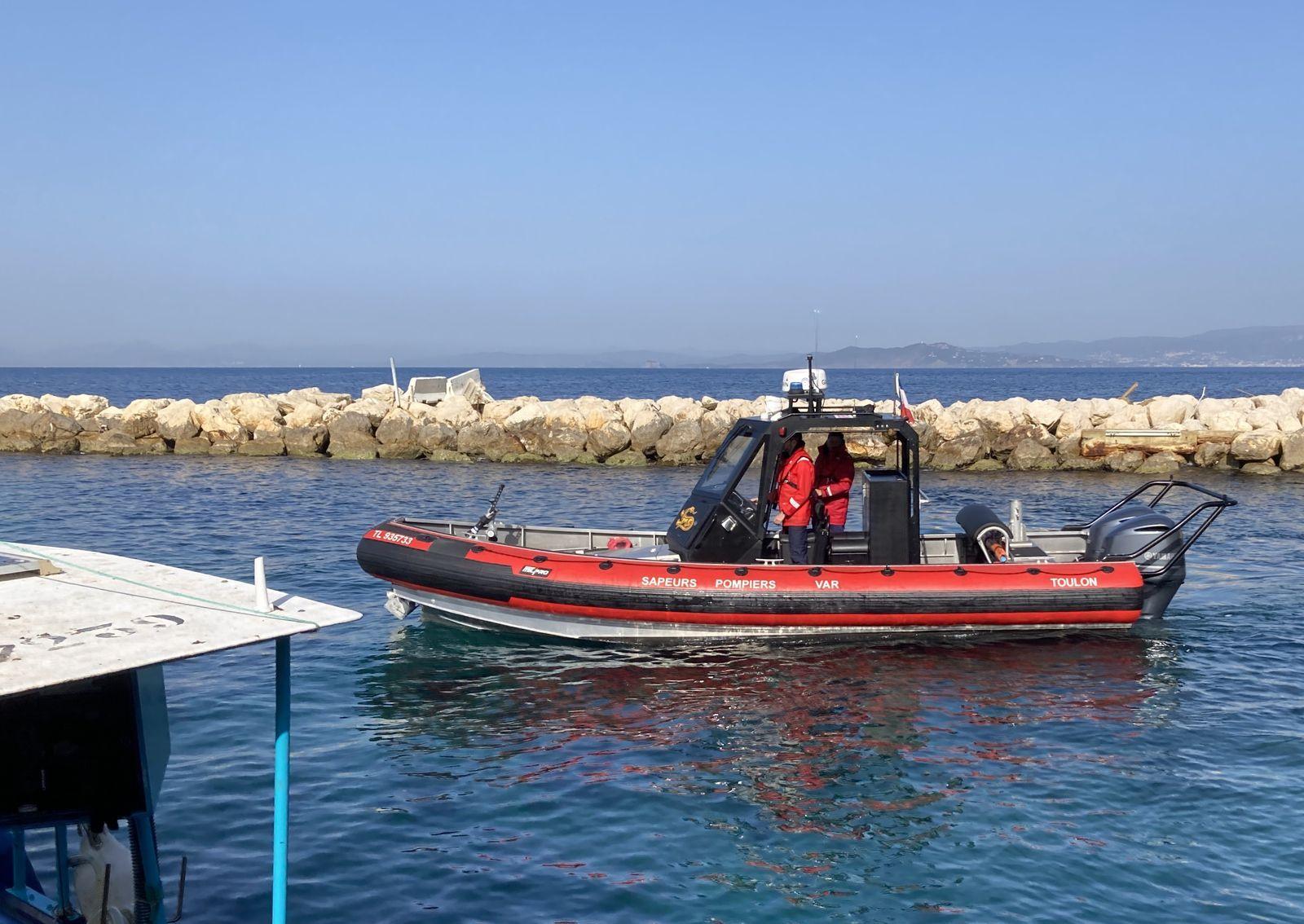 Sapeurs pompiers de Toulon