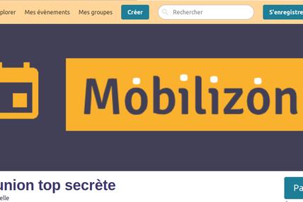 INFO FRAMASOFT : Mobilizon, S'offrir les libertés que Facebook nous refuse