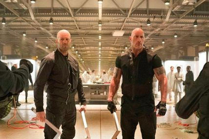 HOBBS AND SHAW, LE SPIN-OFF SE PRECISE