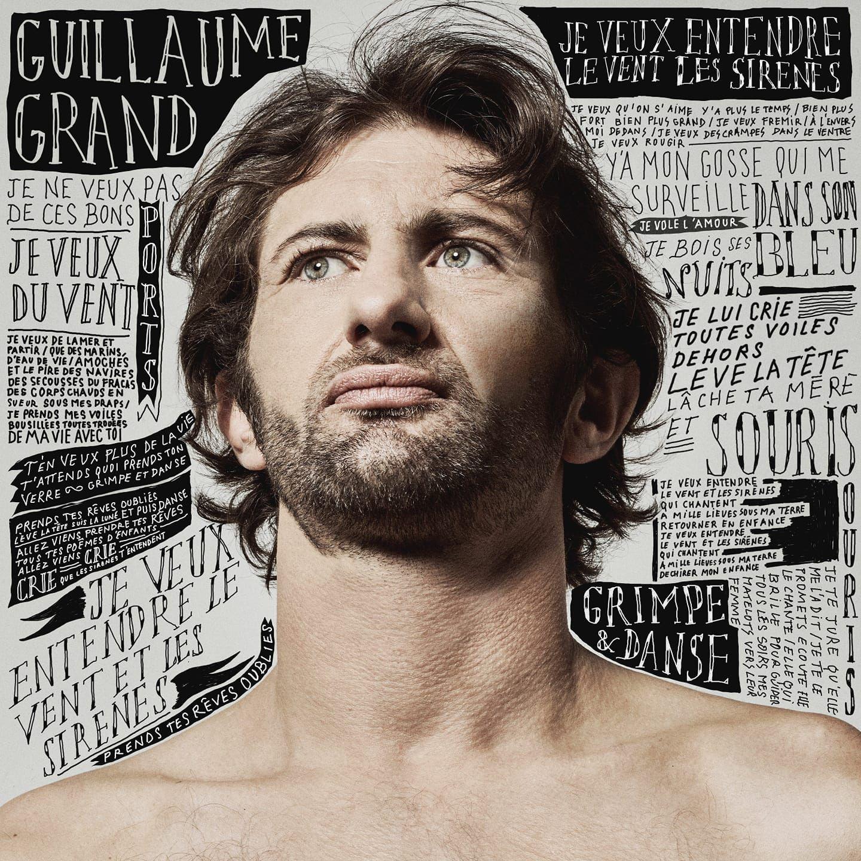 Découvrez le nouveau titre de Guillaume Grand !