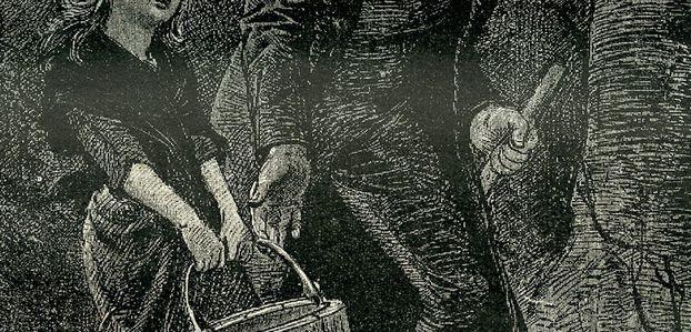 Au Musée Victor-Hugo de Villequiers :  Le cheminement d'une héroïne et d'une oeuvre