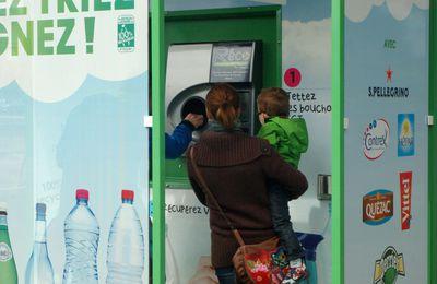 Des nouvelles de Réco France, la consigne de bouteilles en plastique se développe !